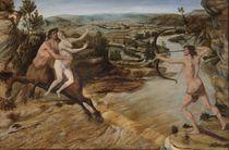 Hercules and Deianira, c.1475-80 by Antonio Pollaiuolo