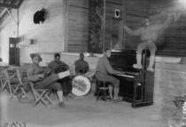 US Army Jazz Band, 1914-18 von American Photographer