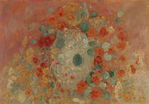 Nasturtiums, 1905 von Odilon Redon