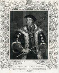 Thomas Howard 3rd Duke of Norfolk von English School
