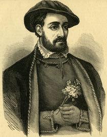 John Dudley, Duke of Northumberland by English School