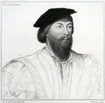 Thomas Vaux, 2nd Baron Vaux of Harrowden von Hans Holbein the Younger