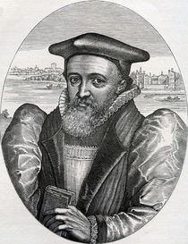 Archbishop Abbot after Simon Pass from 'History of the British People' von English School