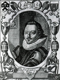 William Austin in the title page to his 'Meditations' by George Glover