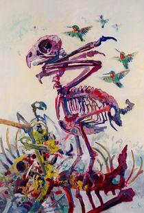 The last birds by Geoff Amos