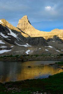 Talon Peak, Canadian Rockies. by Geoff Amos