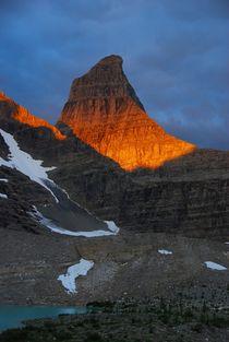 Sunrise at Talon Peak, B.C. Rockies von Geoff Amos