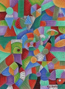 Nauticus Fibonacchi von Erika Avery