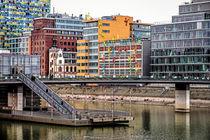 Medienhafen Düsseldorf von Stephan Habscheid