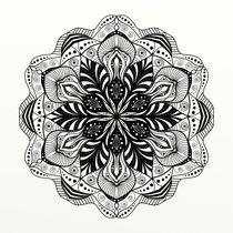 Mandala von Gabi Siebenhühner