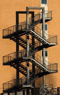treppe in licht & schatten von k-h.foerster _______                            port fO= lio
