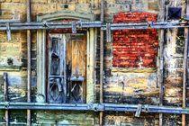 Hauswand in Bamberg von frakn