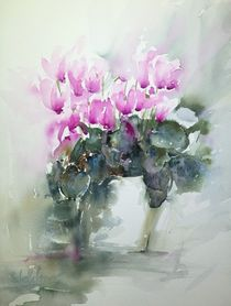 Pretty in Pink von Isabella  Kramer