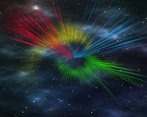 Universe streaks von Michael Naegele
