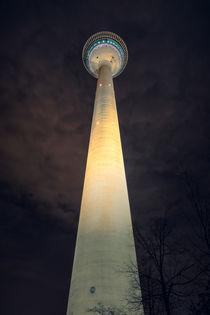 Rheinturm by Stephan Habscheid