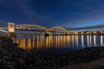 Südbrücke Köln von Stephan Habscheid