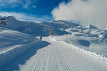 Weg im Schnee by stephiii