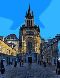 Aachener Dom von Frank Voß