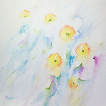 A Daffodil Dance by Isabella  Kramer