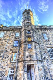 Edinburgh Castle  von David Pyatt