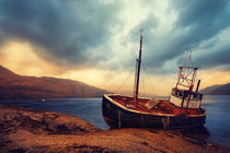 Lonely Boat by Matthias Haker