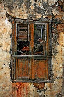 Fenster auf La Gomera von frakn
