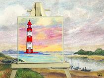 Leuchtturm von Norbert Hergl