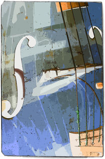 Double bass by cinema4design