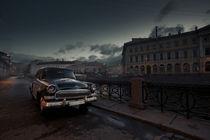 Volga by Sergey Yanickovskiy