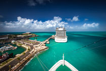 Port of Bermuda by gfischer