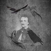 E. A. Poe - The Raven by lucia