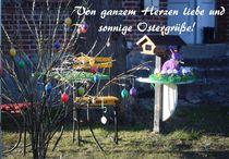 Von ganzem Herzen liebe und sonnige Ostergrüße! by Simone Marsig