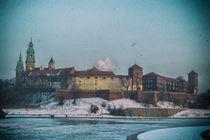 Wawel Burg  by Christof Bramorski