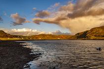 View of Loch Beag from Struan Jetty, Isle of Skye, Scotland by Bruce Parker