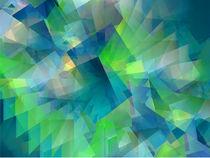Pixelsturm von Ivy Müller