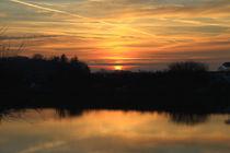 Sonnenuntergang von Heinz E. Hornecker
