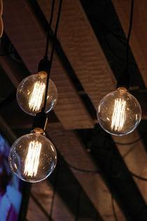 Drei Glühbirnen von stephiii