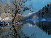 'Winterlandschaft' von Christine Horn