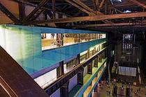 Die fabelhafte tate modern art gallery, London von Hartmut Binder