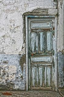 alte Tür auf La Gomera by frakn