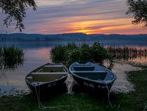 Die zwei Boote
