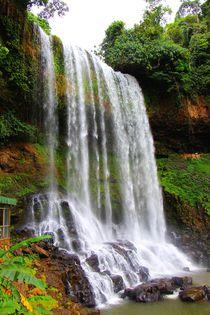 Dalats Wasserfall von ann-foto