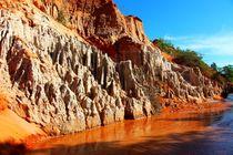 Das Tal des Red Canyon von ann-foto