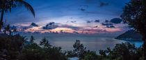 Sonnenaufgang auf Koh Phangan / Sunrise on Koh Phangan by Martin Gröger