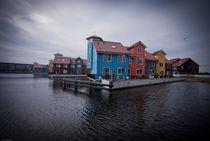 Yachthafen Groningen von lynn-ba