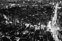 Skyline Tokyo by Mirko Lehne