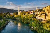 Autumn in Mostar by Michael Abid