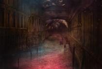 Venezianischer Traum 3 von Simone Wunderlich