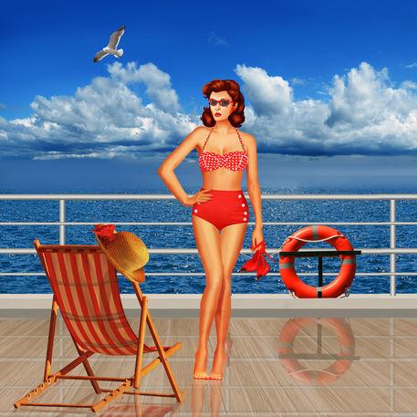 Bikinischoenheit