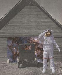 ASTRO GARAGE von Ivan de Faveri